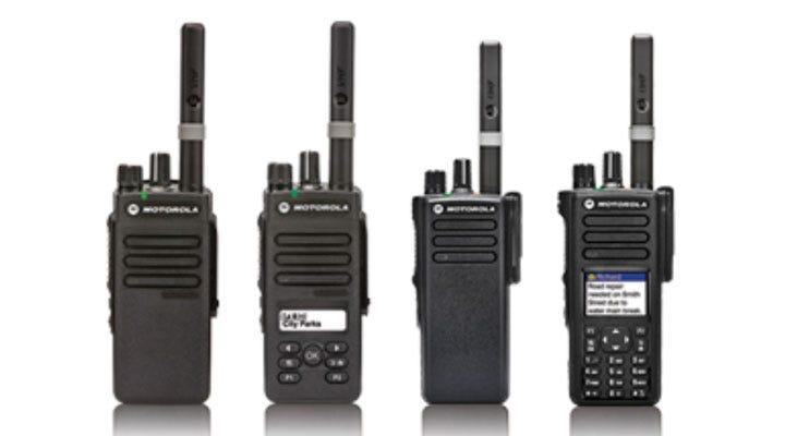 Motorola XPR Radios